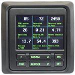 CL-580 - 9 параметров