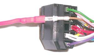 подключение сигнального провода