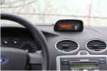 TC 50UPL - TC 50UPL на панели приборов Ford Focus 2
