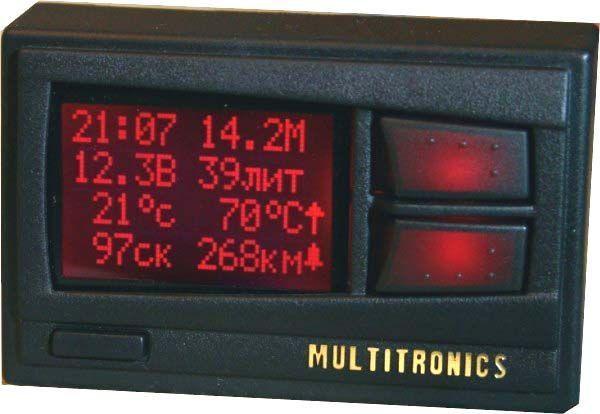 бортовой компьютер multitronics x10 comfort инструкция